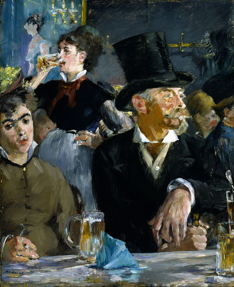 800px-Edouard_Manet_-_At_the_Café_-_Google_Art_Project